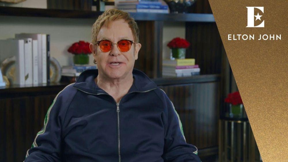 af46f7350c Elton  In Conversation – a New YouTube Collection - Elton John