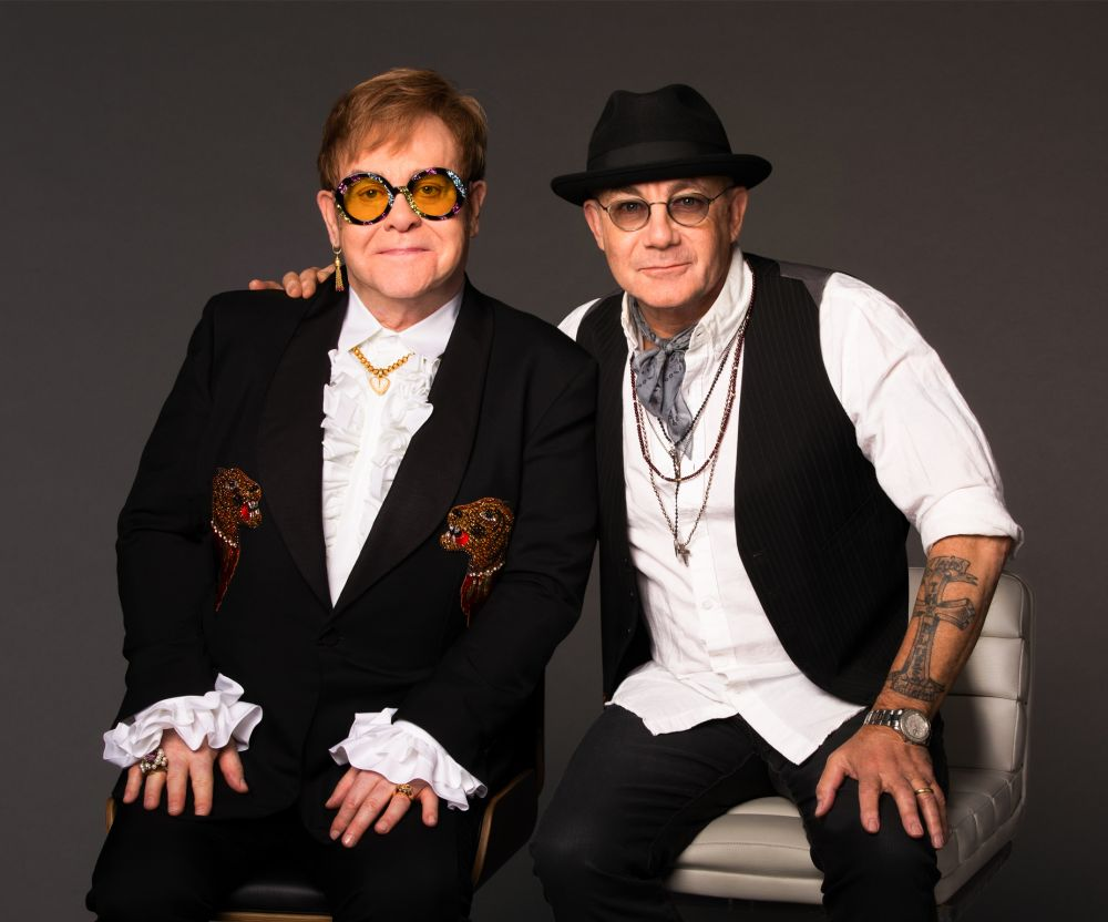 Happy Birthday to Bernie Taupin - Elton John