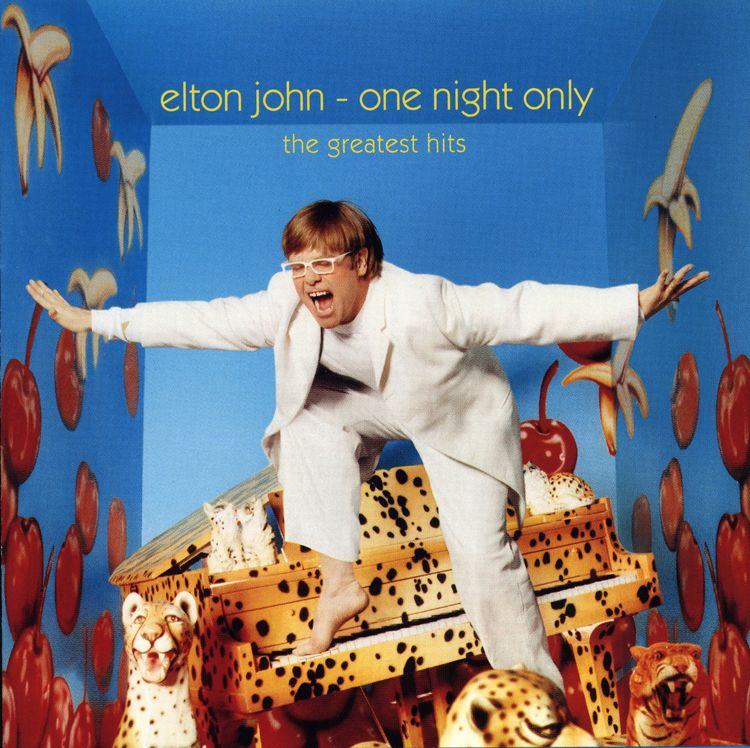 Elton John – One Night Only: The Greatest Hits