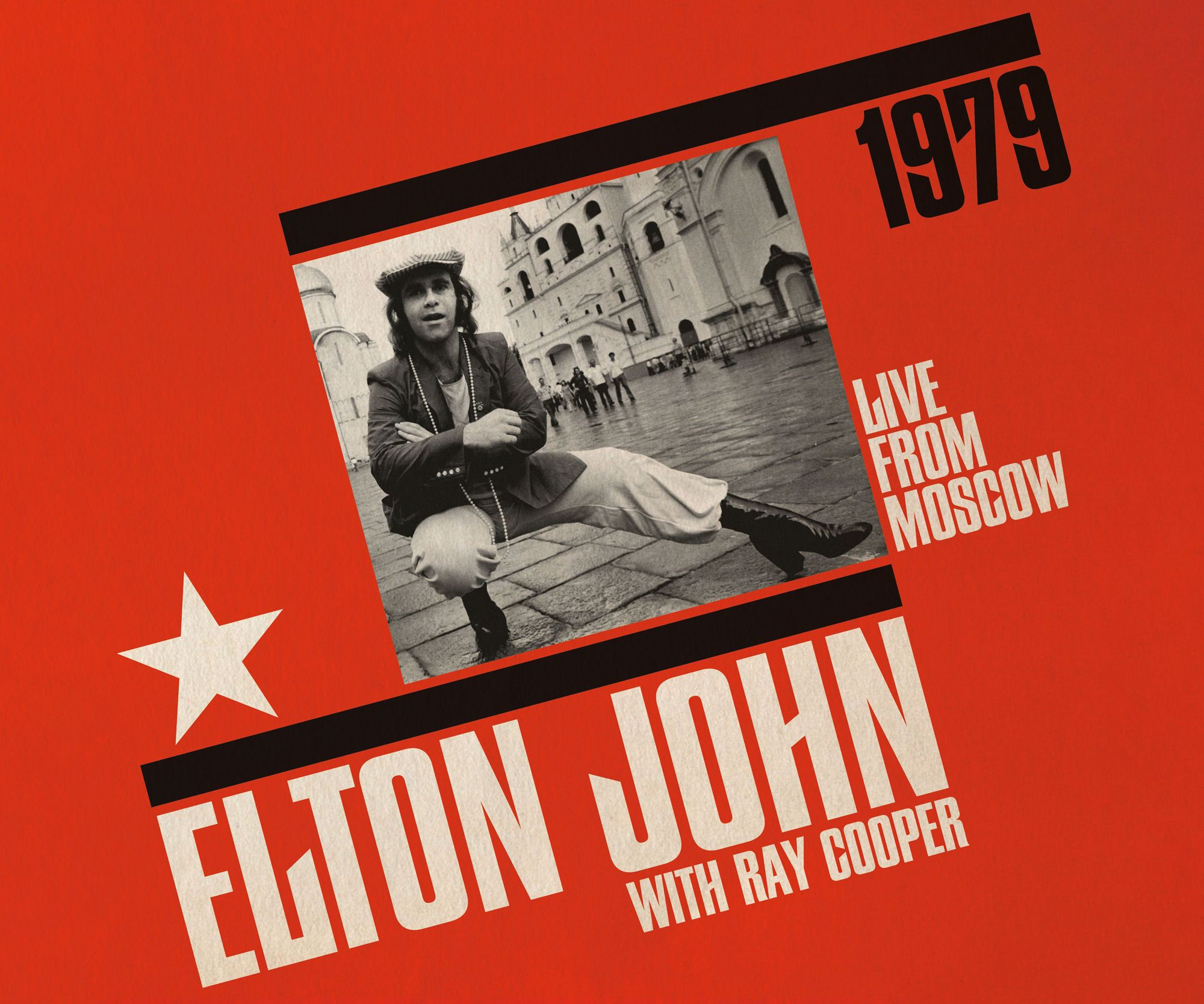 Elton Commemorates Record Store Day 2019 With Moscow 1979