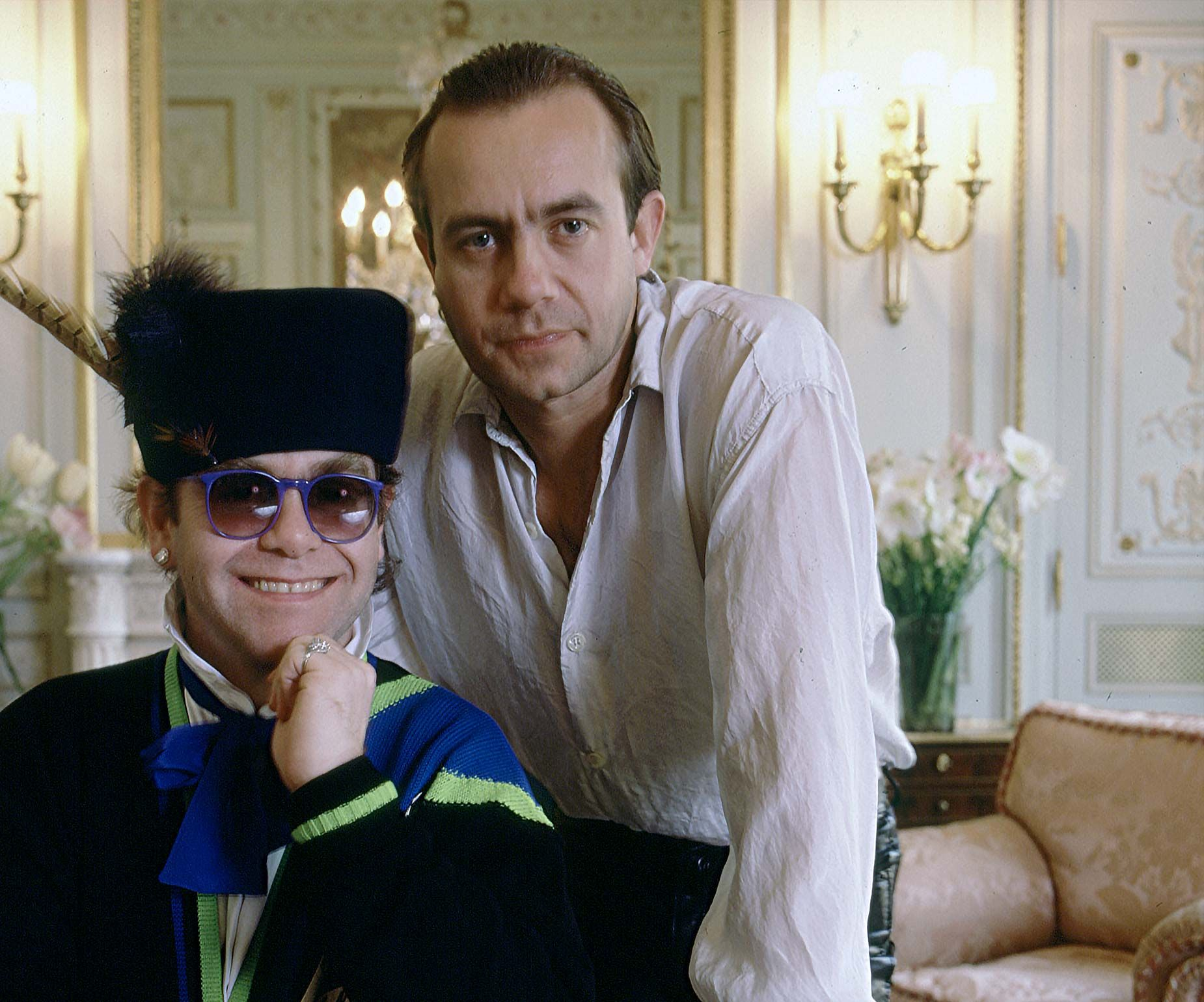 """""""Without Bernie Taupin there would be no Elton John."""""""