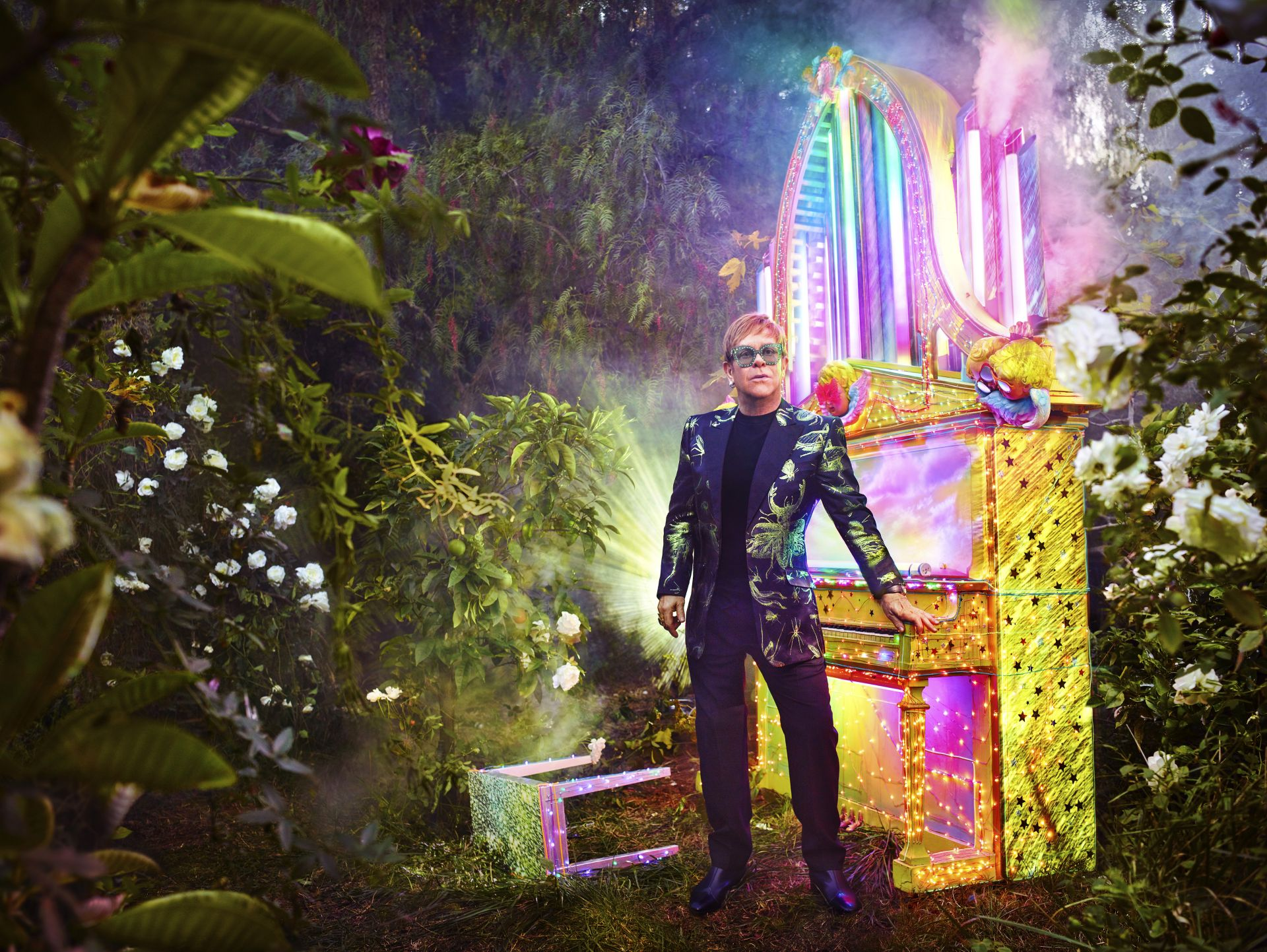 These dates mark Elton's last-ever tour, the end of half a century on the road for one of pop culture's most enduring performers. The new stage production will take his fans on a musical and highly visual journey spanning a 50-year career of hits like no one has ever seen before.