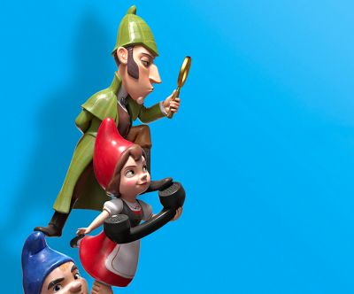 'Sherlock Gnomes' Now in US Theaters