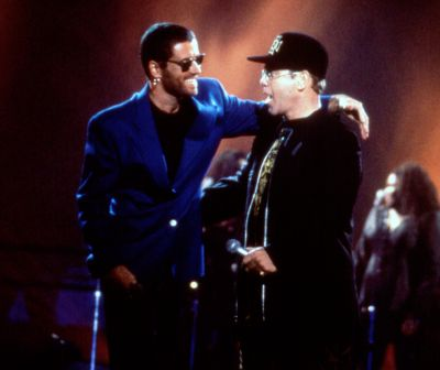 Elton's Onstage Collaborations…a Look at the Musicians Who Have Joined Him in Concert
