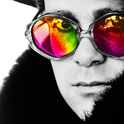 Elton's first and only autobiography is out now
