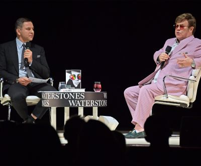 'An Evening with Elton John' - exclusively on Facebook Watch