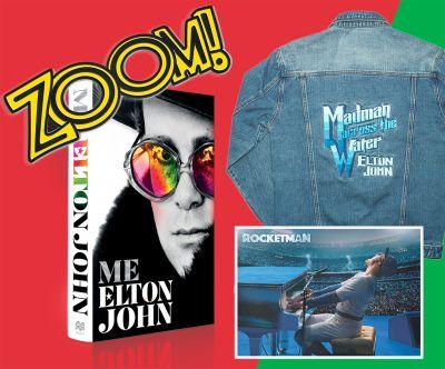 Elton John Holiday Gift Guide