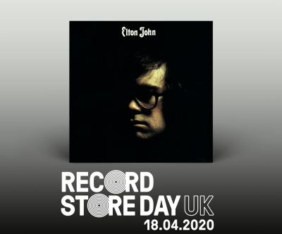 """Elton John"" deluxe 2LP released on Record Store Day 2020"
