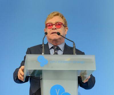 Elton's new YouTube Playlist: Arts & Charity