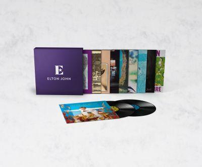 Elton John Vinyl Club 2017