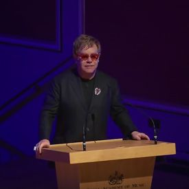 Elton: In Conversation - A New YouTube Collection