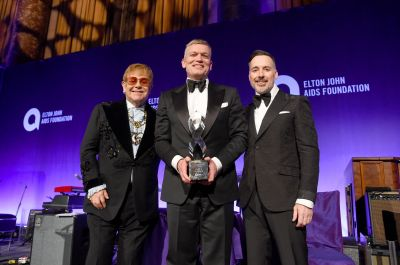 Elton John AIDS Foundation's 2018 New York Fall Gala Raises $3.9 Million
