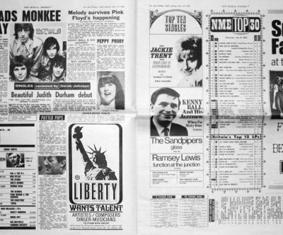The Ad That Rocketed Two Careers…50 Years On