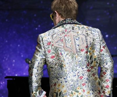 A Match Made in Heaven: Elton and Gucci