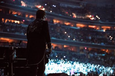 Several 'Farewell Yellow Brick Road' tour dates postponed