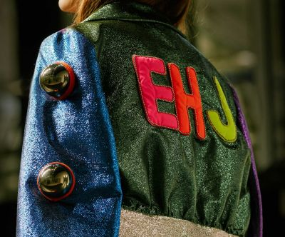 Sequins, Sunglasses and Shell Suits - Elton inspires Gucci's Spring/Summer 2018 collection