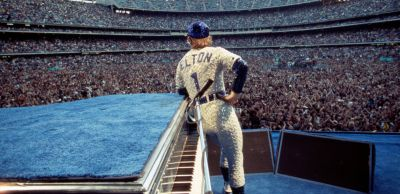 October 25-26, 1975: Elton Knocks It Out Of The Park At Dodger Stadium