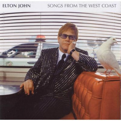 Later that year, Elton released his first studio album since 1997's The Big Picture.