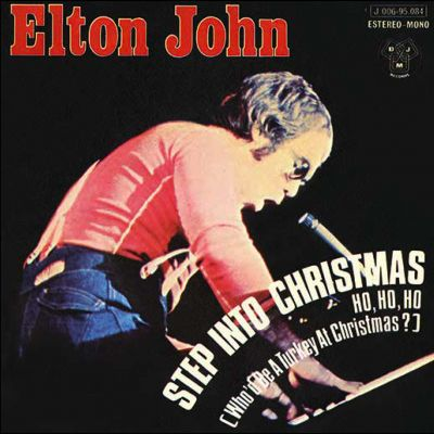 Elton John Christmas Song.Diamond Moments Step Into Christmas Elton John