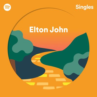 Elton's exclusive Spotify Singles tracks are 'Bennie and the Jets' and a cover of Khalid's 'Young Dumb & Broke', which features Khalid himself on the track.