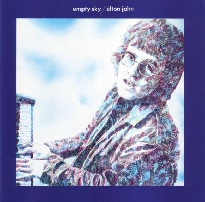 This week marks the 45th anniversary of the release of Elton's first album, 'Empty Sky'.