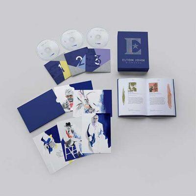 Diamonds 3CD Limited Edition