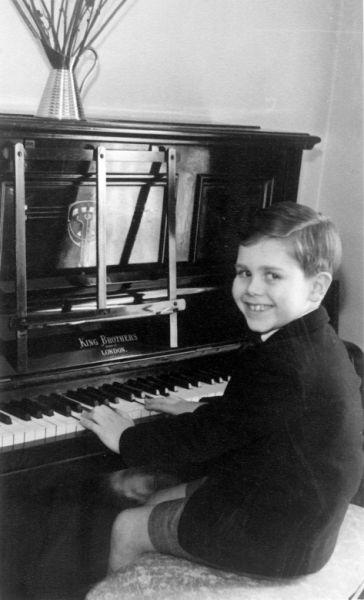 About - Elton John