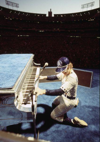 Dodger Stadium 1975 – Game On! - Elton John