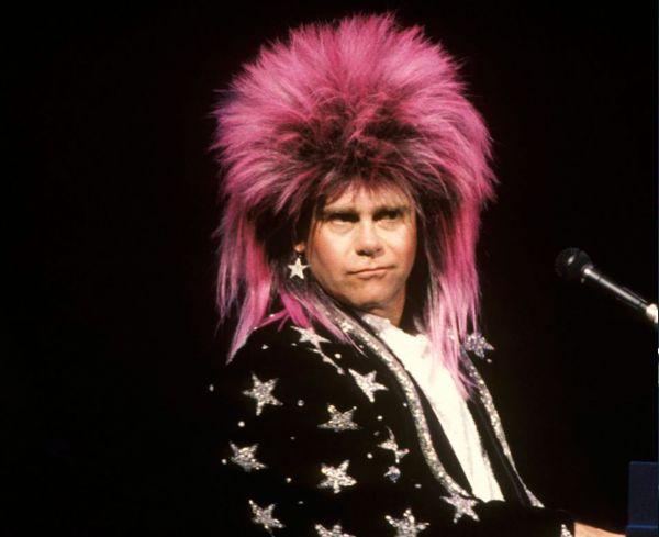 Ten Things You Didn\u0027t Know About Elton\u0027s Stage Wear , Elton John